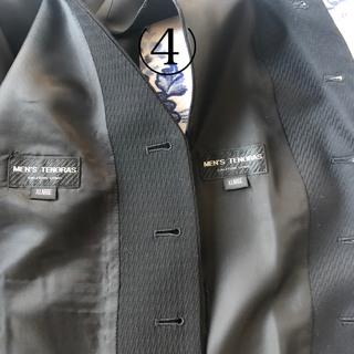 メンズティノラス(MEN'S TENORAS)のメンズティノラスベスト黒XL2枚セット(ベスト)