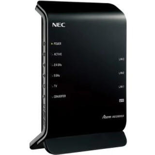NEC - 【値下げしました】NEC 無線LANルーター