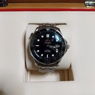 OMEGA - オメガ シーマスター300 コーアクシャル