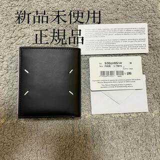 マルタンマルジェラ(Maison Martin Margiela)の新品 メゾンマルジェラ ミニ 財布 2つ折り 財布 S35UI0514(折り財布)