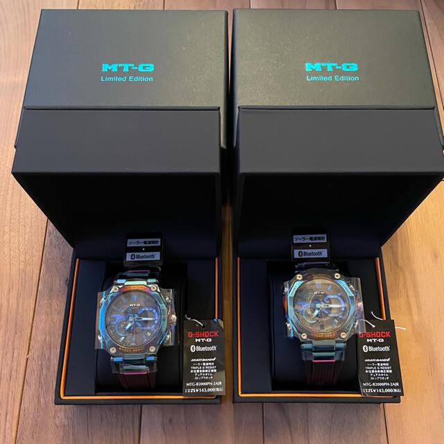G-SHOCK(ジーショック)の■■■■ CASIO G-SHOCK MTG-B2000PH-2AJR ■■■■ メンズの時計(腕時計(アナログ))の商品写真