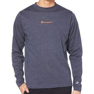 チャンピオン(Champion)のチャンピオン 長袖ロンT メンズ Mサイズ ネイビー C3-SS412(Tシャツ/カットソー(七分/長袖))