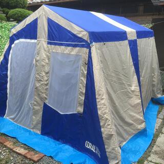 キャンパルジャパン(CAMPAL JAPAN)のオガワキャンパルロッジテント CORAL5人用(テント/タープ)