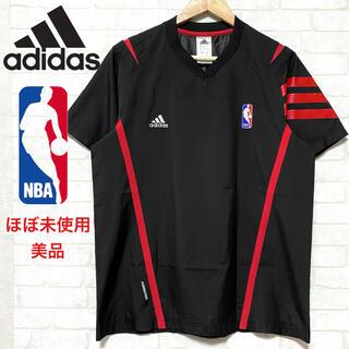 アディダス(adidas)の☆ほぼ未使用☆ adidas × NBA アディダス ピステシャツ 刺繍ロゴ(バスケットボール)