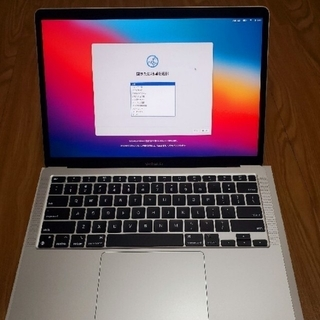Mac (Apple) - MacBook Air M1 メモリ16GB SSD512GB USキーボード