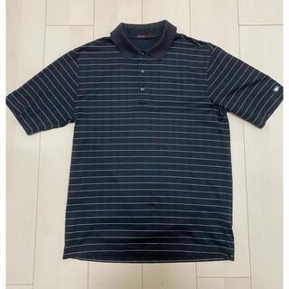 NIKE - ナイキ ポロシャツ Sサイズ ブラック
