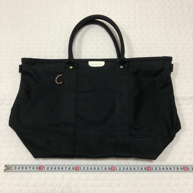 BARNYARDSTORM(バンヤードストーム)の美品 バンヤードストーム トートバッグ レディースのバッグ(ショルダーバッグ)の商品写真
