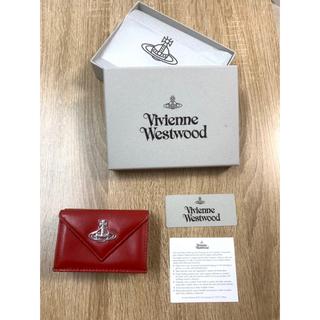 Vivienne Westwood - 【新品未使用】vivienne westwood 三つ折財布