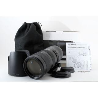 TAMRON - ★おすすめ★TAMRON 70-200mm F2.8 A025 キヤノン用