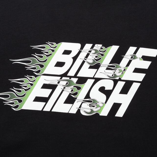 ユニクロ ビリー・アイリッシュ×村上隆 Tシャツ XLサイズ メンズのトップス(Tシャツ/カットソー(半袖/袖なし))の商品写真
