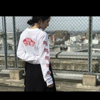 カスタネ(Kastane)のkastane × VANS コラボTシャツ(Tシャツ(長袖/七分))