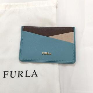 フルラ(Furla)のフルラ カードケース パスケース 名刺入れ(名刺入れ/定期入れ)