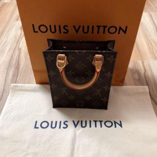 LOUIS VUITTON - プティット•サックプラ モノグラム ルイヴィトン Louis Vuitton M
