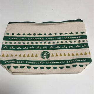 Starbucks Coffee - 【処分】スターバックスコーヒー ポーチ スタバ