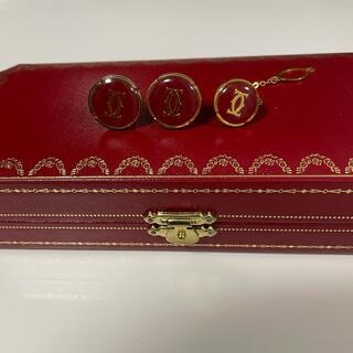 カルティエ(Cartier)のカルティエ タイタック&カフス(カフリンクス)