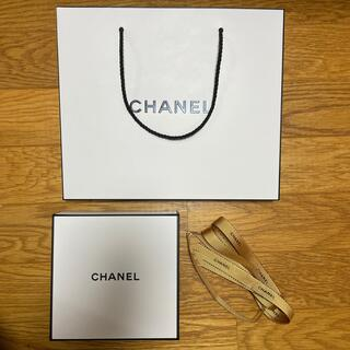 CHANEL - シャネル ギフトボックス