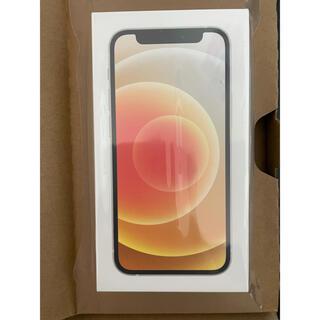 Apple - iPhone12 mini 64GB ホワイト 新品未開封