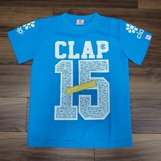 CLAP フィットネスシャツ