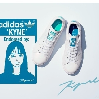 adidas - KYNE  adidas STAN SMITH キネ アディダス スタンスミス