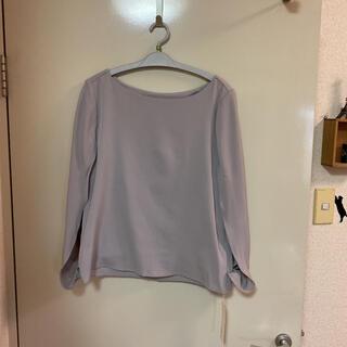 肩掛け風トップス(シャツ/ブラウス(半袖/袖なし))