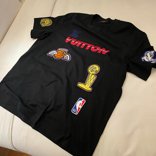 LOUIS VUITTON - 完売品 louisvuitton NBA マルチロゴTシャツ 4XL