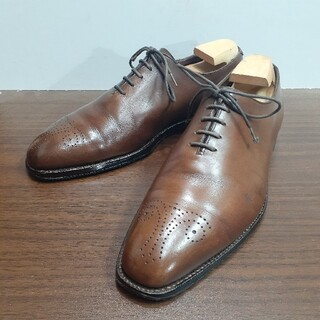 Crockett&Jones - [高級] ハンドグレード クロケット&ジョーンズ 革靴 レザーシューズ
