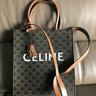 celine - Celine トートバッグ トリオンフ