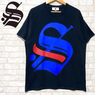 CHAPTER × STADIUM チャプター スタジアム S LOGO Tee(Tシャツ/カットソー(半袖/袖なし))