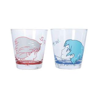 ジブリ(ジブリ)のハウルの動く城 絆ペアグラス Sophie & Howl(グラス/カップ)
