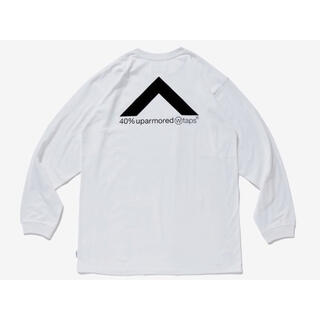 W)taps - wtaps 40PCT UPARM ORED WHITE LARGE