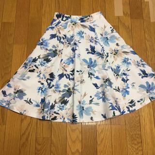 Rirandture - リランドチュール ホワイト花柄スカート