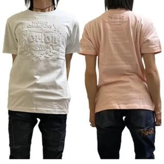 ノートン(Norton)のSALE!!6589円→4690円新品NORTONノートンサークルロゴTシャツ(Tシャツ/カットソー(半袖/袖なし))