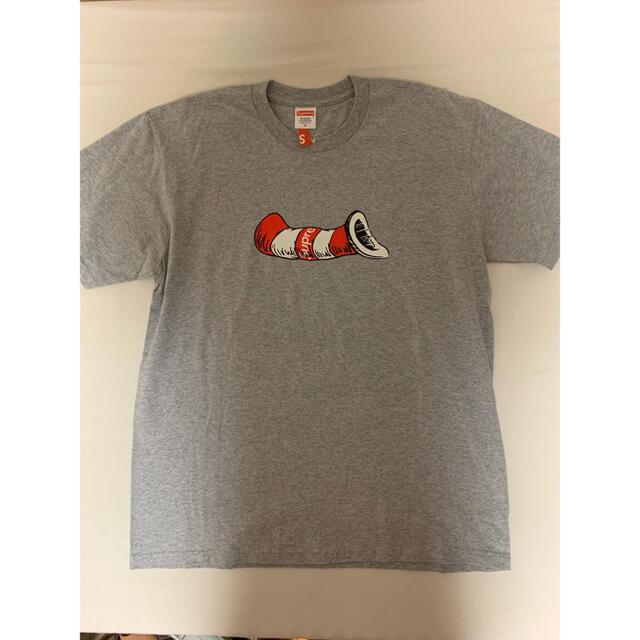 Supreme(シュプリーム)のSupreme cat in the hat Mサイズ メンズのトップス(Tシャツ/カットソー(半袖/袖なし))の商品写真