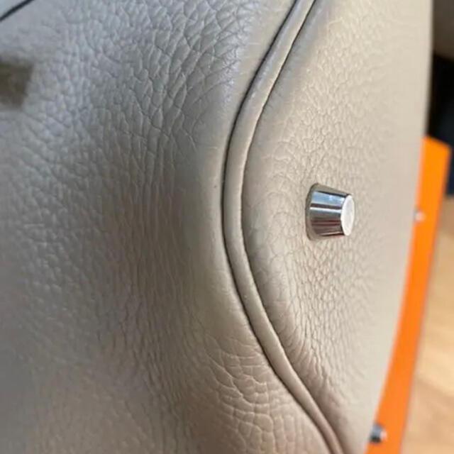 Hermes(エルメス)のエルメス HERMES ピコタンロックMM トゥルティエールグレー レディースのバッグ(ハンドバッグ)の商品写真