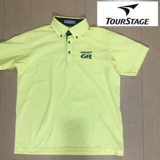 ブリヂストン(BRIDGESTONE)のツアーステージ ゴルフ ポロシャツ(ウエア)