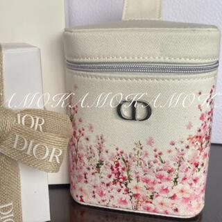 Christian Dior - 国内正規品 ミスディオール フラワーポーチ バニティ