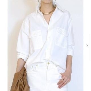 DEUXIEME CLASSE - MUSE de Deuxieme Classe【SURT】WHITE シャツ