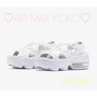 NIKE - 新品★ナイキ ココ サンダル ★24.0cm