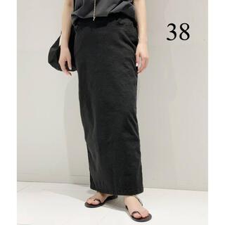 L'Appartement DEUXIEME CLASSE - 新品☆ ウォッシュタイトスカート 38