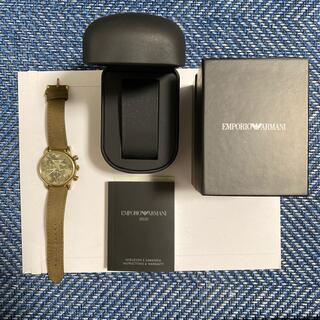 エンポリオアルマーニ(Emporio Armani)のEMPORIO ARMAHI AR1818 腕時計(腕時計(アナログ))
