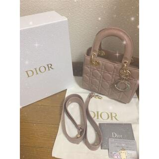 Dior - DIOR ディオール ハンドバッグ レディディオール 美品 正規品