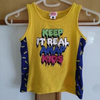 アナップキッズ(ANAP Kids)の【ANAP kids】タンクトップsize110cm(Tシャツ/カットソー)