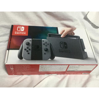 Nintendo Switch - Nintendo Switch ニンテンドースイッチ 本体 グレー 旧型