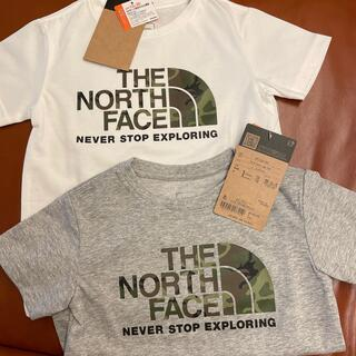 THE NORTH FACE - 新品THE NORTH FACEキッズTシャツセット