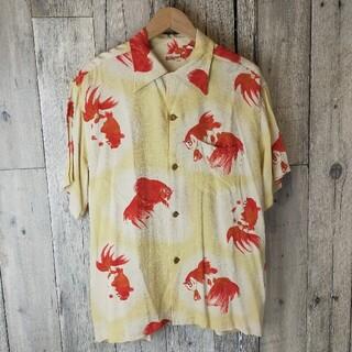 サンサーフ(Sun Surf)のSUN SURF   サンサーフ アロハシャツ 半袖アロハシャツ(シャツ)
