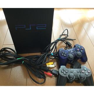 PlayStation2 - プレイステーション2 プレステ2 ⭐️ゲーム機、コントローラー、ケーブルセット