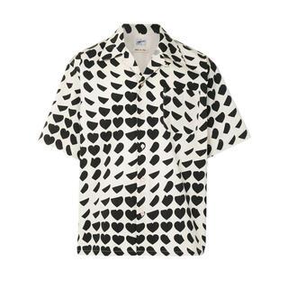 Marni - marni ハートプリントシャツ