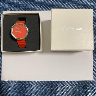 イッセイミヤケ(ISSEY MIYAKE)のISSEY MIYAKE  SILAAA03   腕時計(腕時計(アナログ))