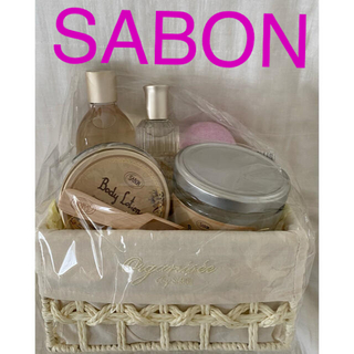 SABON - SABON 詰合せ 5点セット プレゼント包装 サボン