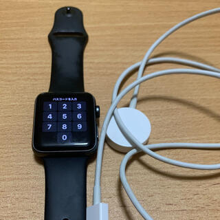 Apple Watch - Apple Watch 3 42mm GPS wifi アップルウォッチ
